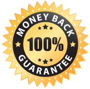 Shopper Approved - 100% Money Back Guarantee