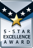 5 - Star Excellence Award
