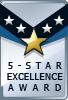5 - Star Excellence Award