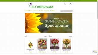 1800flowersAnkeny.flowerama.com reviews