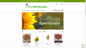 1800flowerscrfirstave.flowerama.com reviews