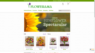 1800flowerswaterloo.flowerama.com reviews