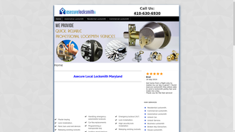 asecurelocksmith.com reviews