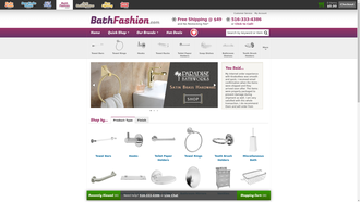 Bathfashion.com reviews