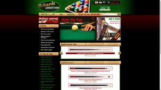 billiardsaddiction.com reviews