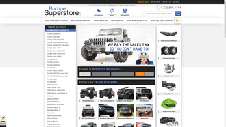BumperSuperstore.com reviews