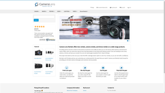 cameralensrentals.com reviews