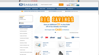 cascadehealthcaresolutions.com reviews