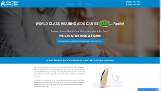 centuryhearingaids.com reviews