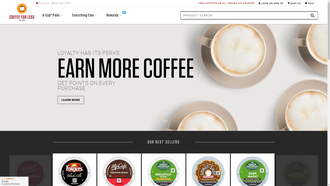 coffeeforless.com reviews