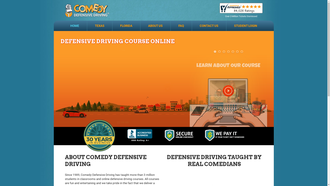 comedydefensivedriving.com reviews