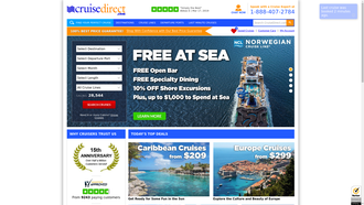 cruisedirect.com reviews