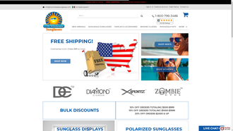 ctswholesalesunglasses.com reviews