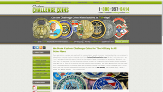 customchallengecoins.com reviews