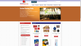 CustomCleaningClothStore.com reviews