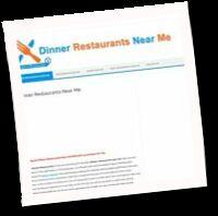 https://dinnerrestaurantsnearme.com/ reviews