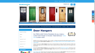 doorhangers.com reviews