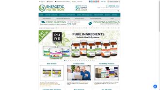 energeticnutrition.com reviews