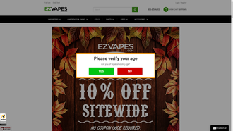 EZVapes.com reviews