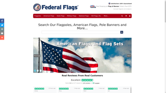 federalflags.com reviews