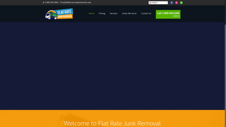 flatrate-junkremoval.com reviews