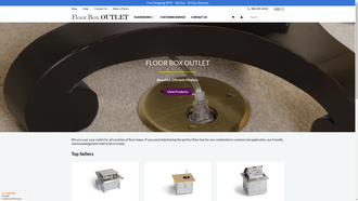 Floorboxoutlet.com reviews