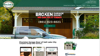 garagedoorsaltlake.com reviews