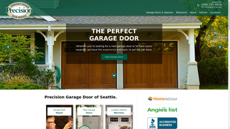 garagedoorseattle.com reviews