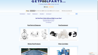 getpoolparts.com reviews