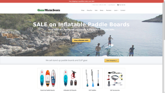 greenwatersports.com reviews