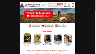 gundogsupply.com reviews