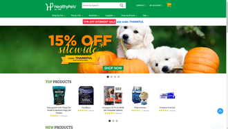 healthypets.com reviews