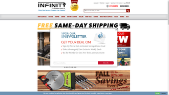 infinitytools.com reviews