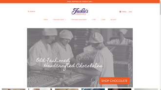 jackieschocolate.com reviews