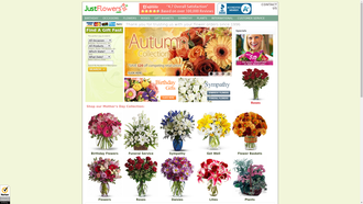 justflowers.com reviews