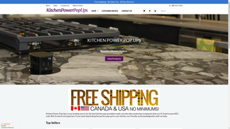 kitchenpowerpopups.com reviews