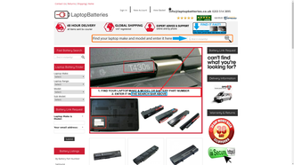 laptopbatteries.co.uk reviews