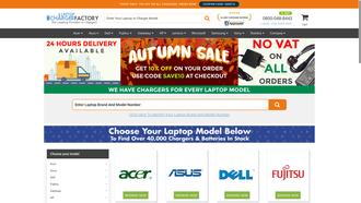 laptopchargerfactory.co.uk reviews