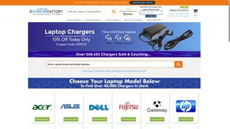 laptopchargerfactory.com reviews