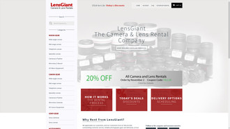 LensGiant.com reviews