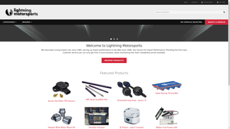 lightningmotorsports.com reviews