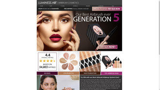 luminessair.com reviews
