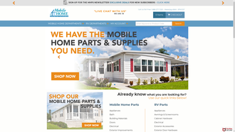 mobilehomepartsstore.com reviews