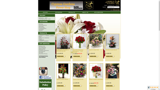 mycypressgardensflorist.com reviews