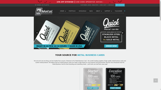 mymetalbusinesscard.com reviews