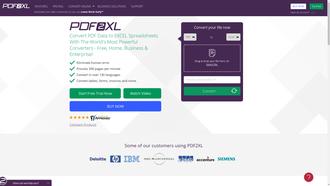pdf2xl.com reviews