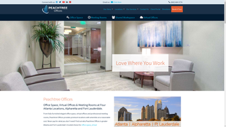 peachtreeoffices.com reviews