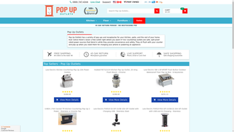 popupoutlets.com reviews
