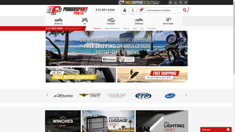powersportparts.net reviews