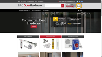 Prodoorhardware.com reviews
